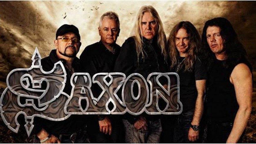 Original SAXON Bassist STEVE DAWSON Looks Back On Performing At ...